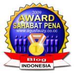 award sahabat pena
